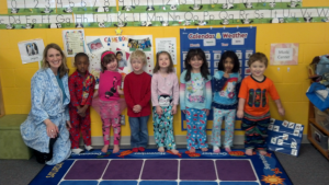 preschool group